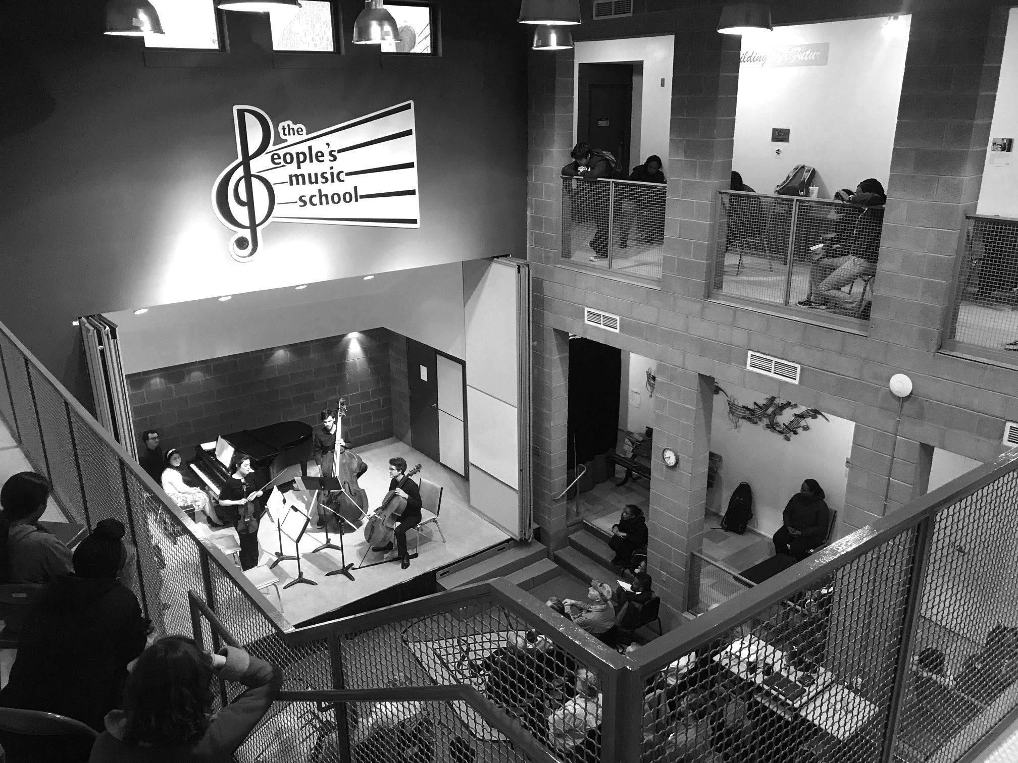 The People's Music School
