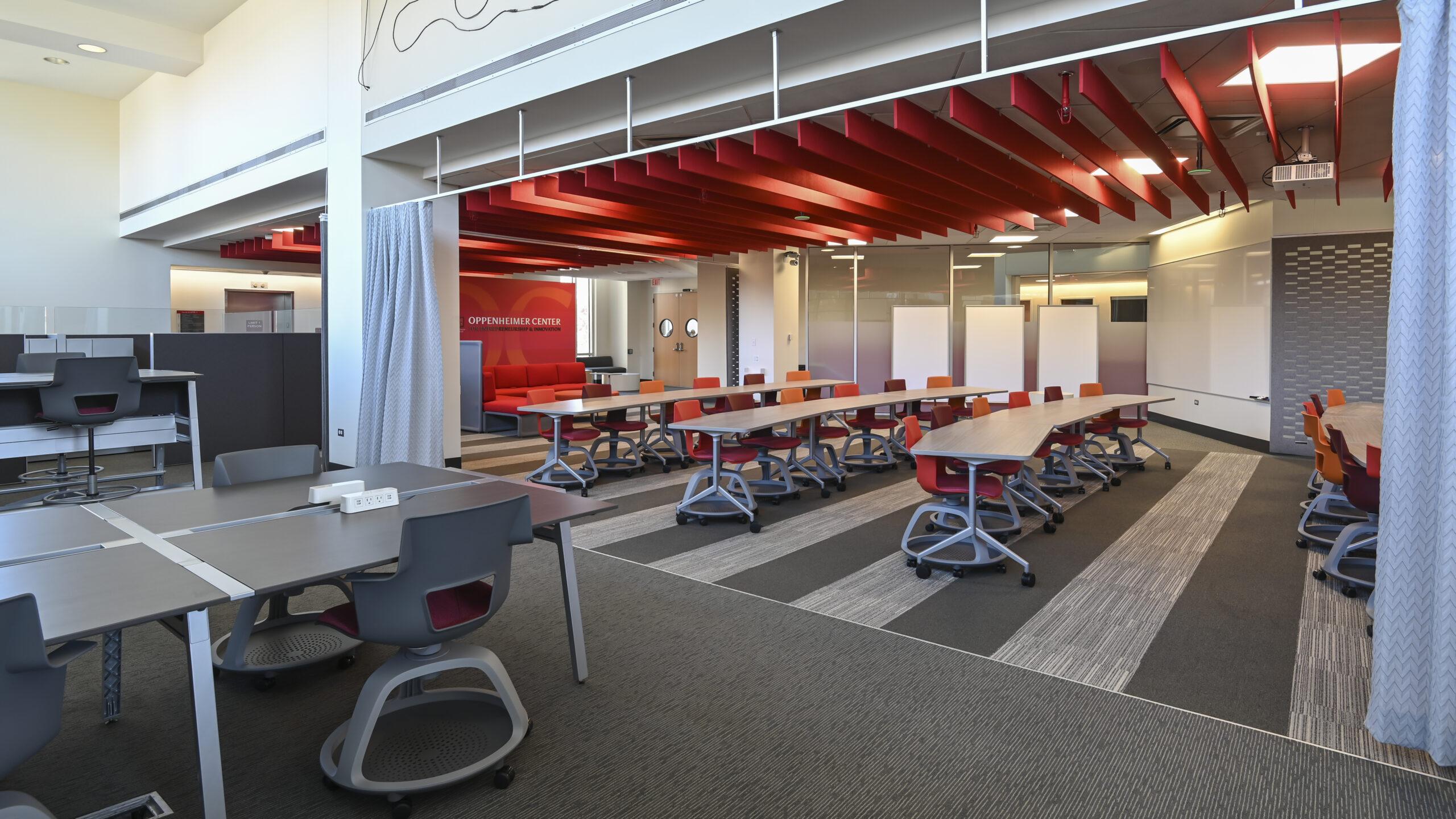 Lake Forest College | Oppenheimer Center for Entrepreneurship and Innovation