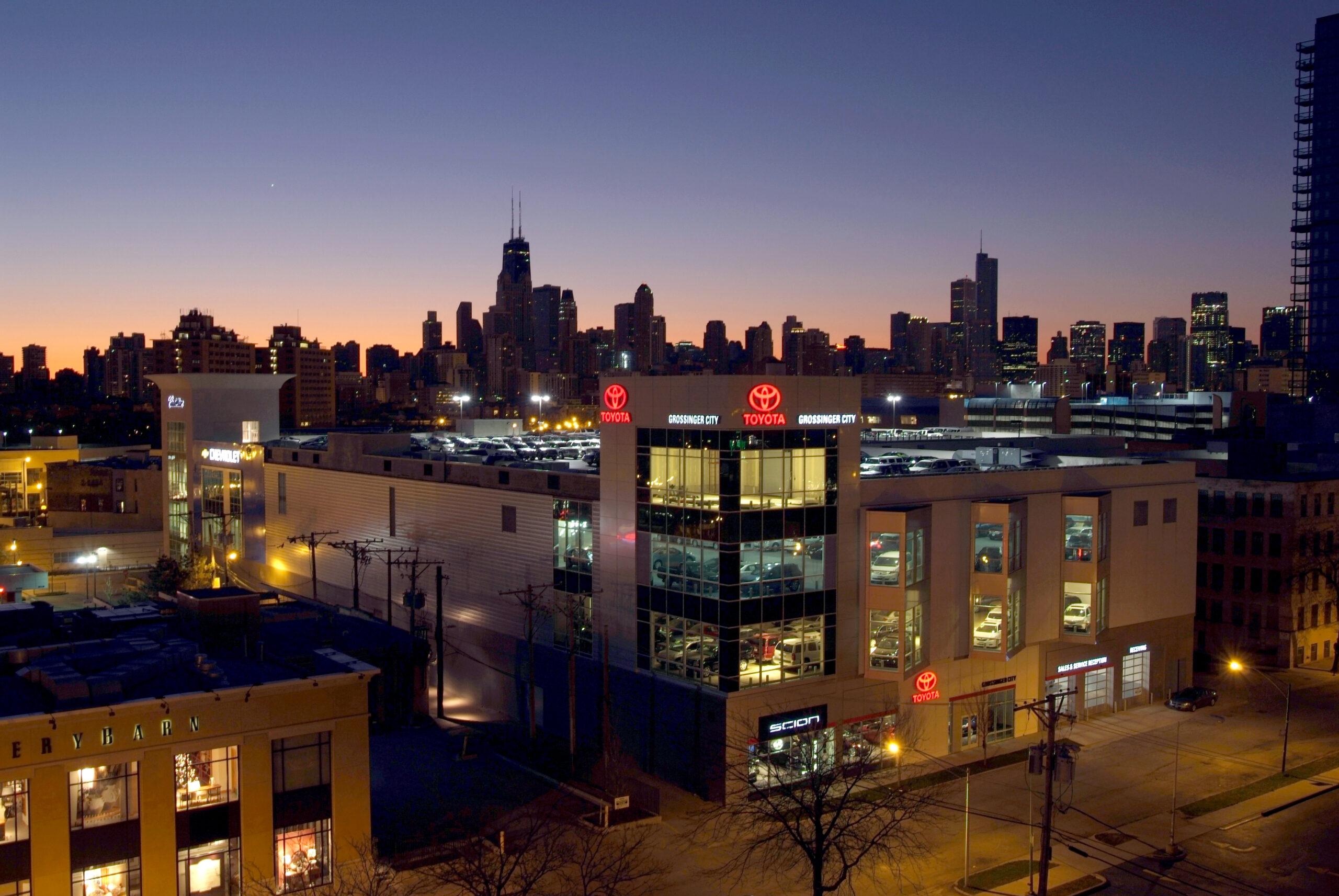 Grossinger City Autoplex | Chicago