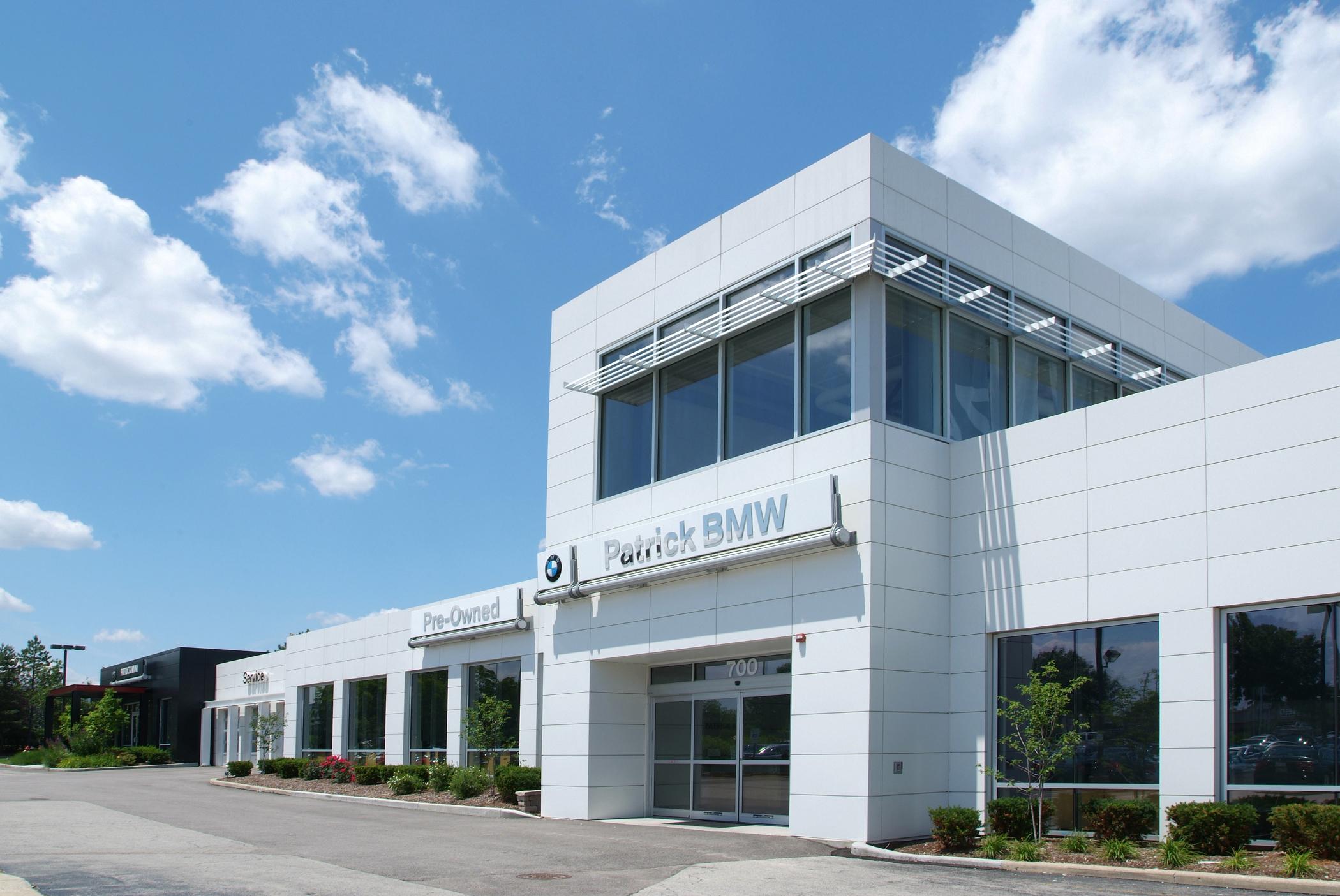 Patrick BMW Dealership