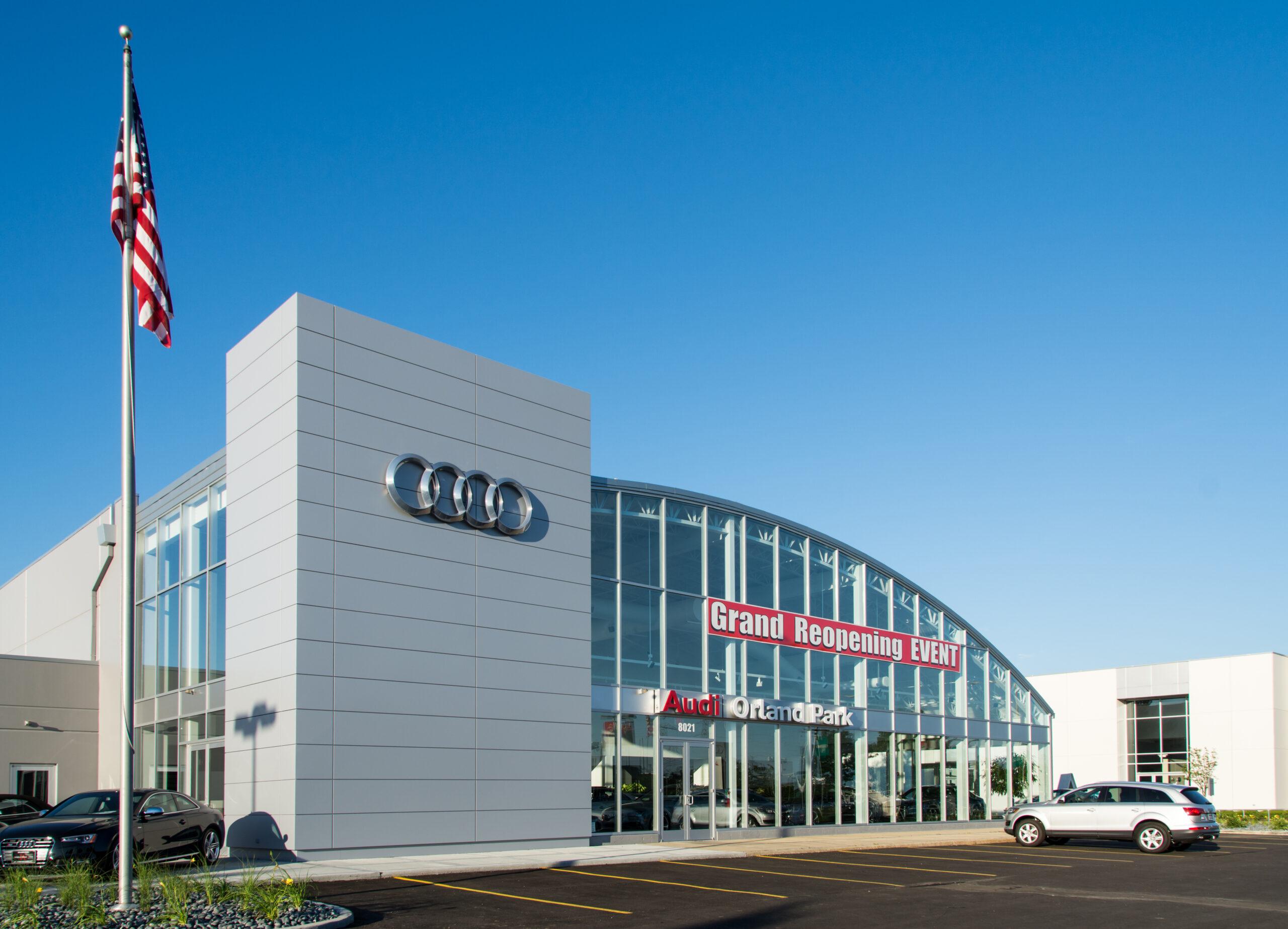 International Autos Group Audi Dealership