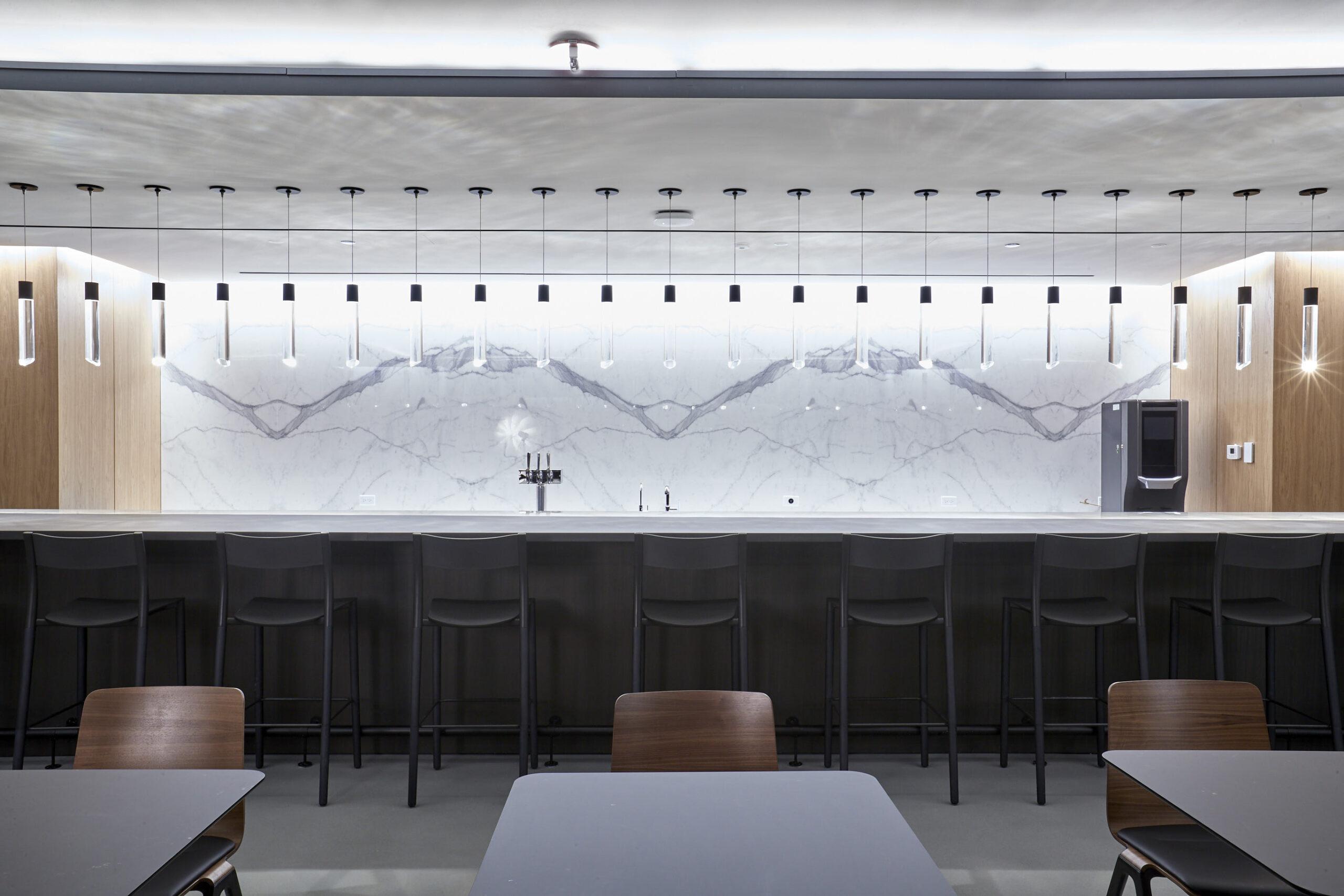 Bar counter, RSM.