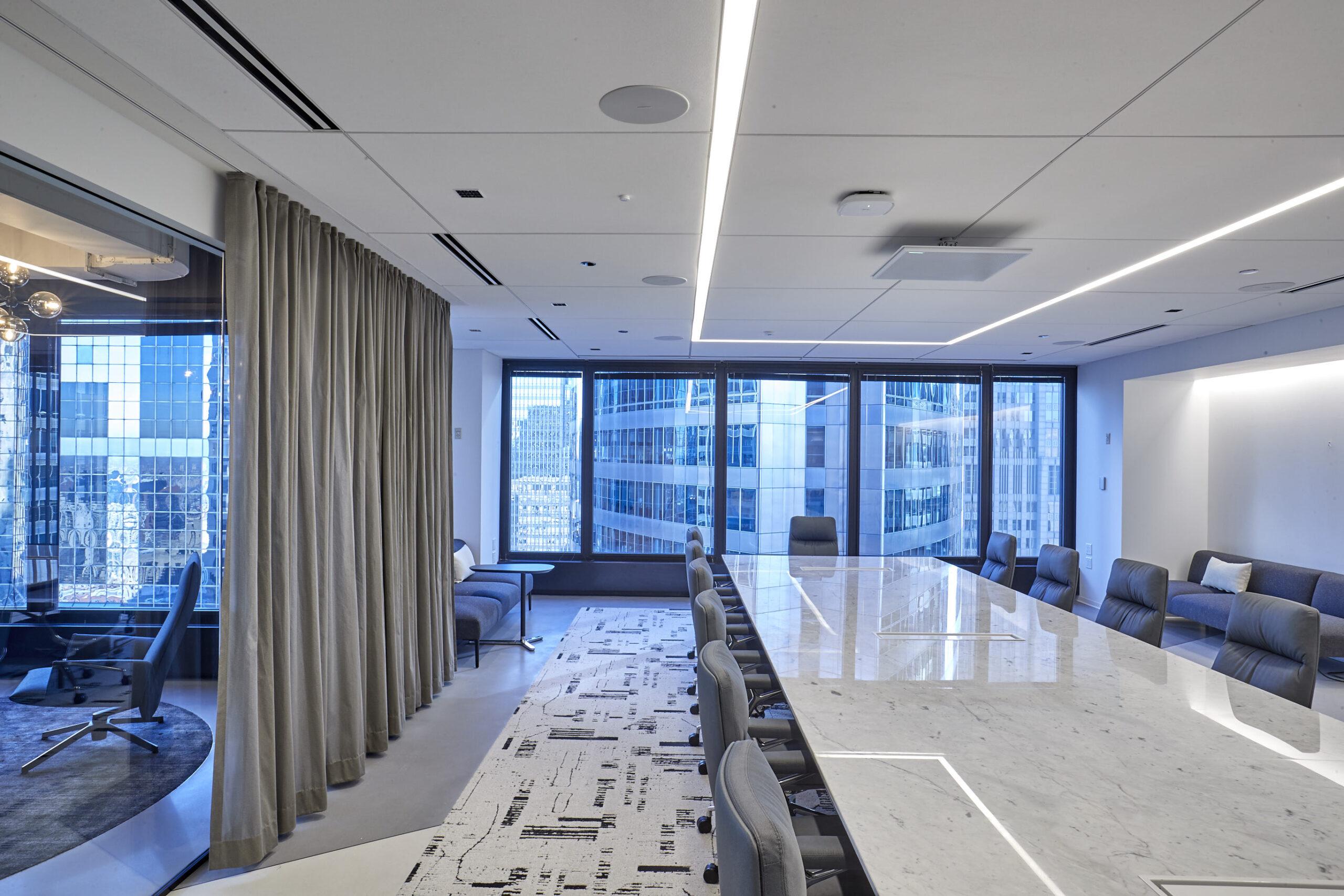 Conference room, RSM.