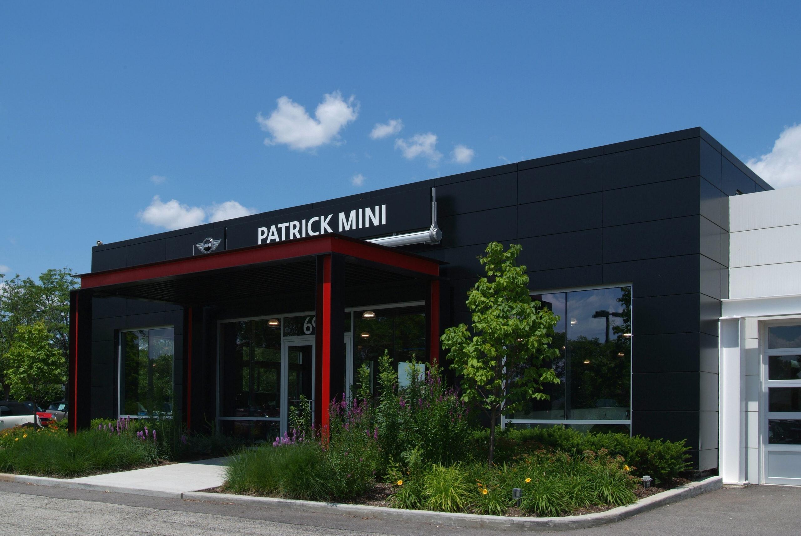 Exterior, Patrick BMW.