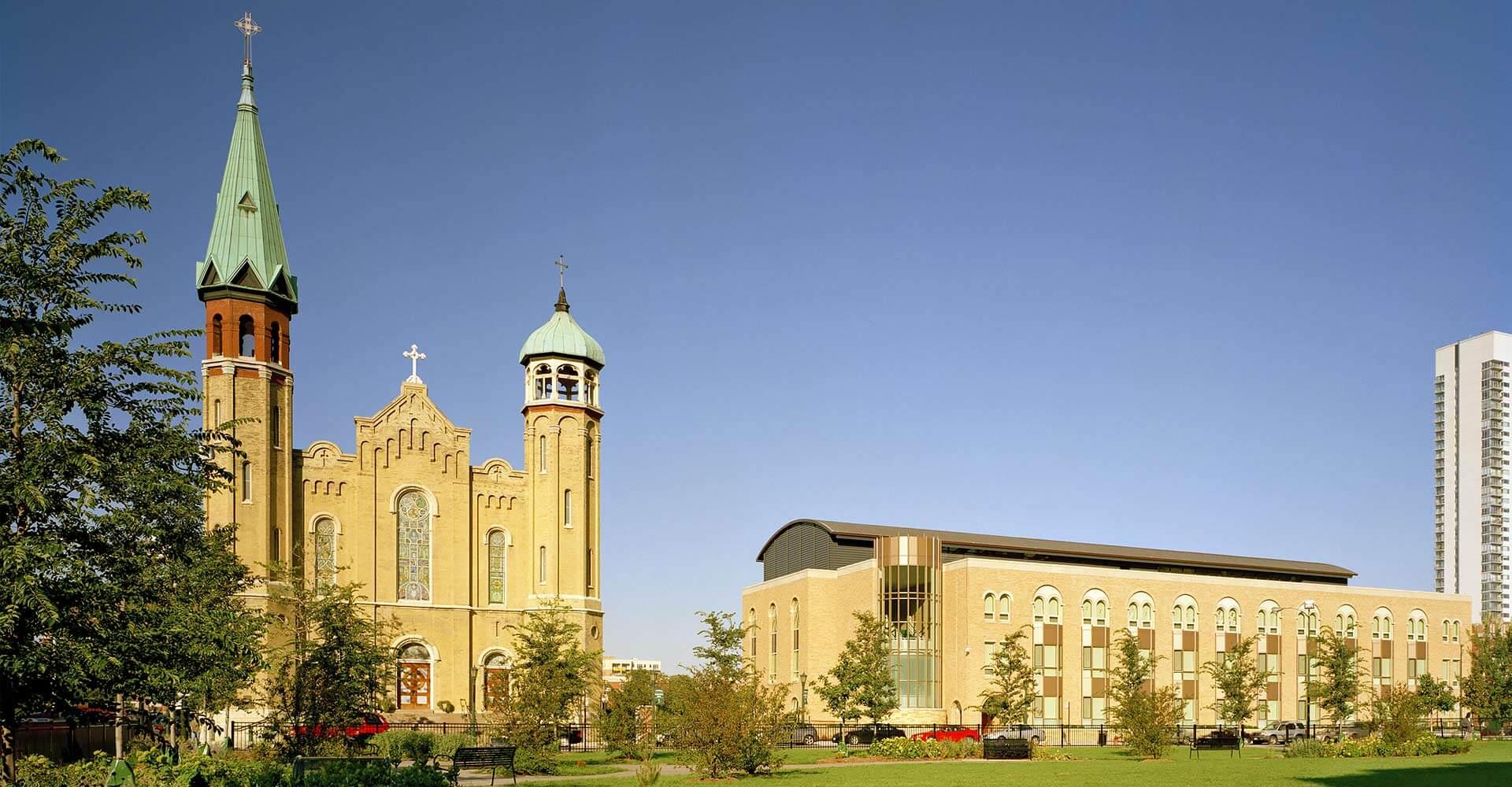 The Frances Xavier Warde School | Old St. Patrick's Campus