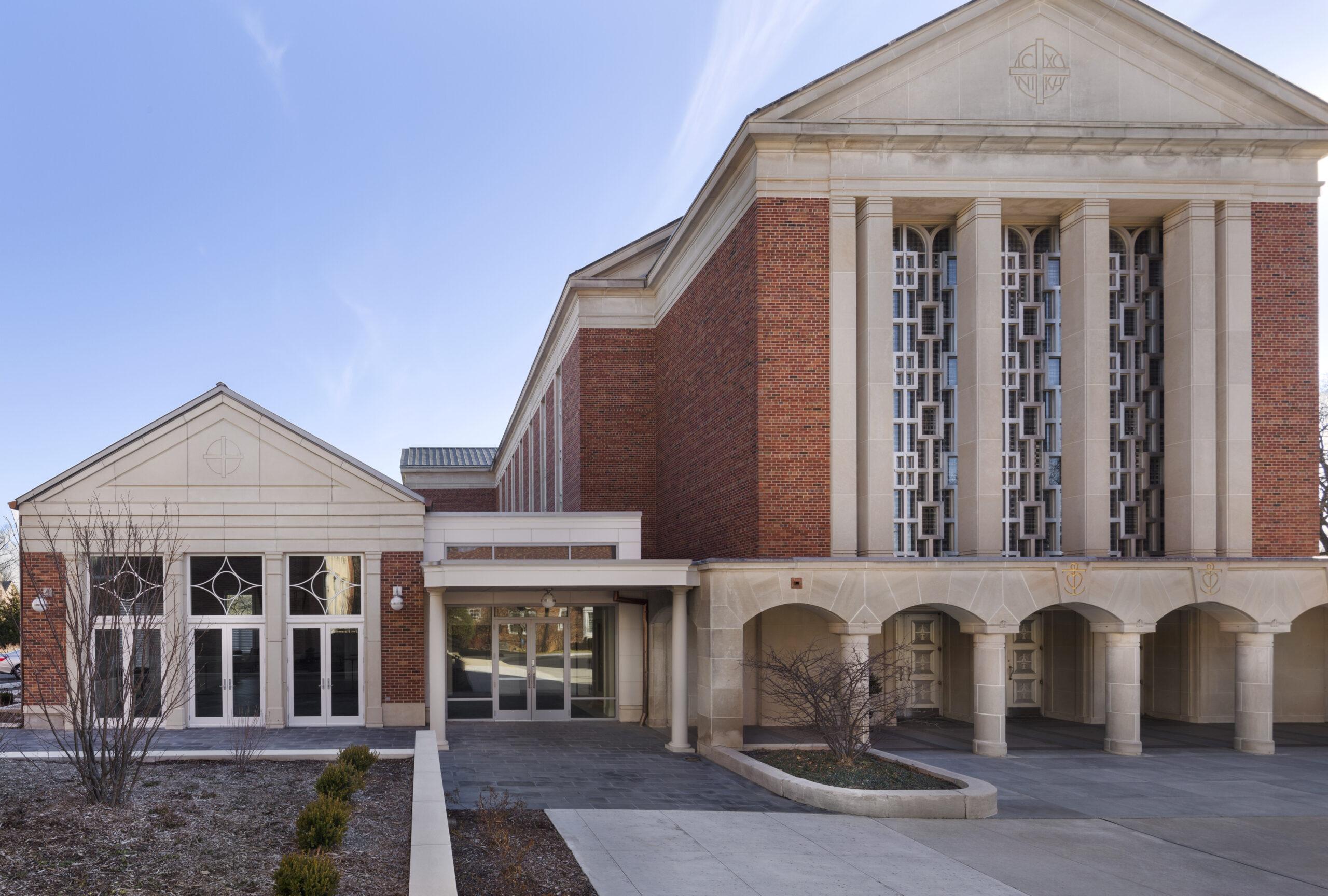 Saints Faith, Hope & Charity | Parish Center