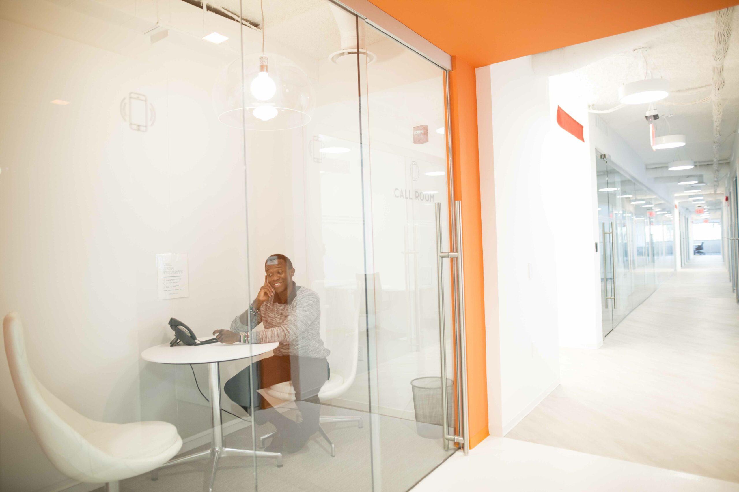 Phone room, MakeOffices.