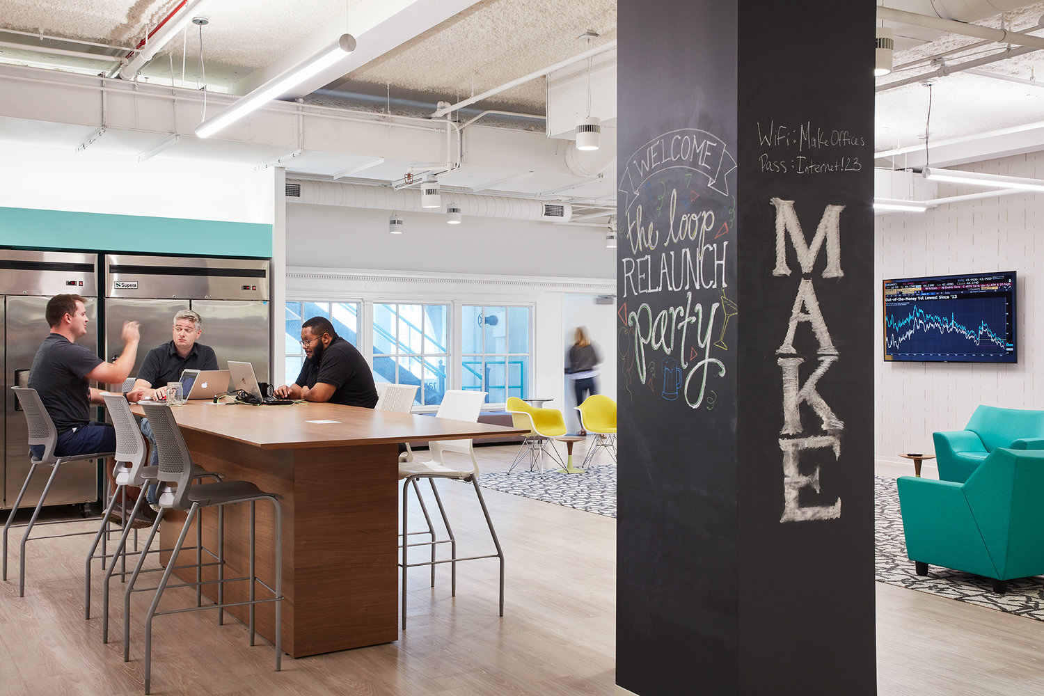 MakeOffices, One North State Street