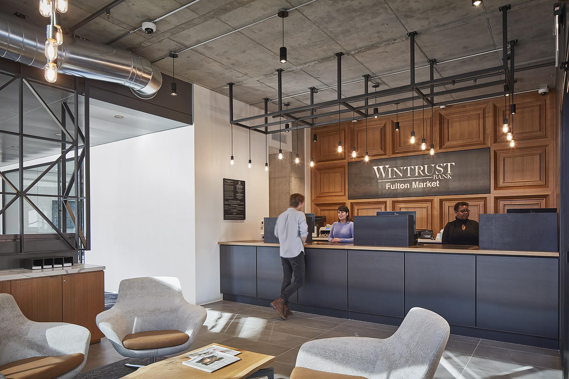 Wintrust Bank | Fulton Market