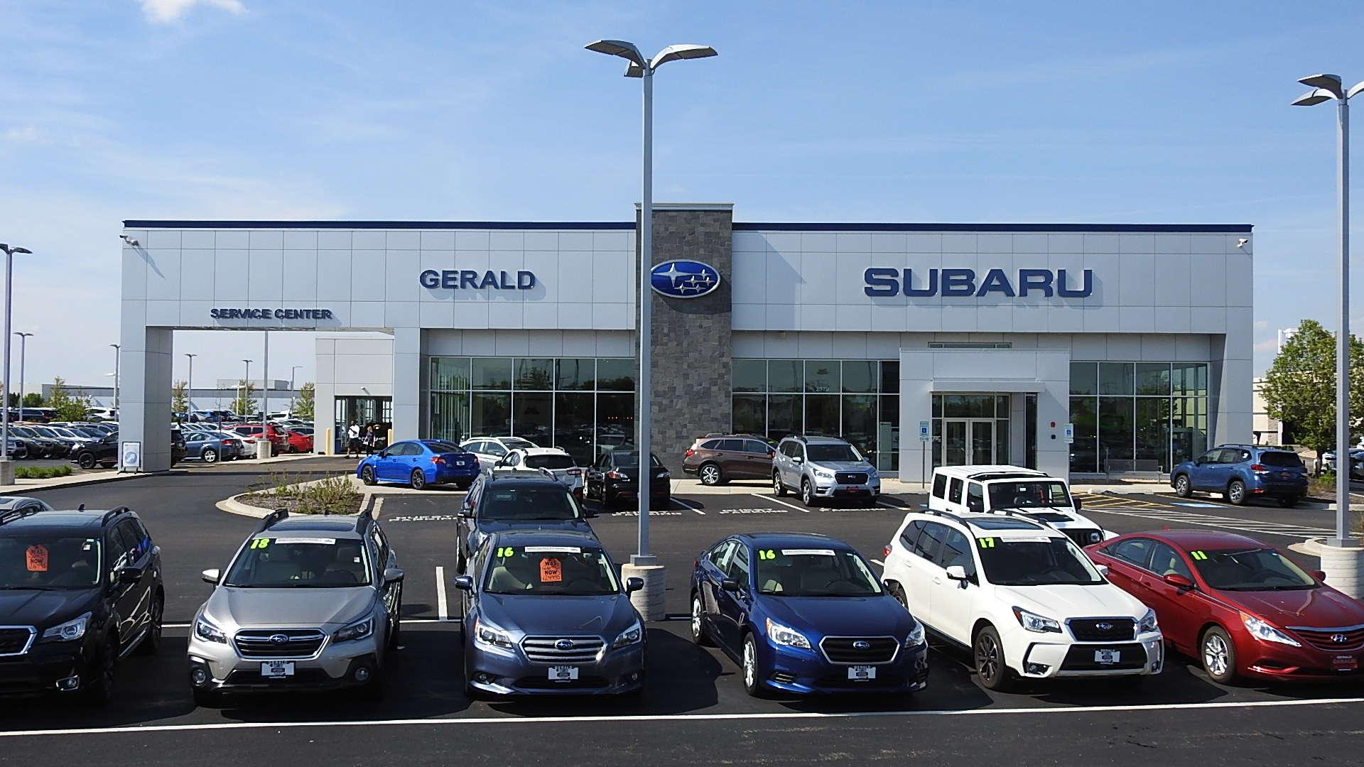 Gerald Subaru of Naperville